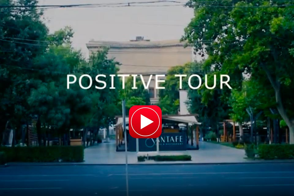Next tour with Positive Day - Tour Operator