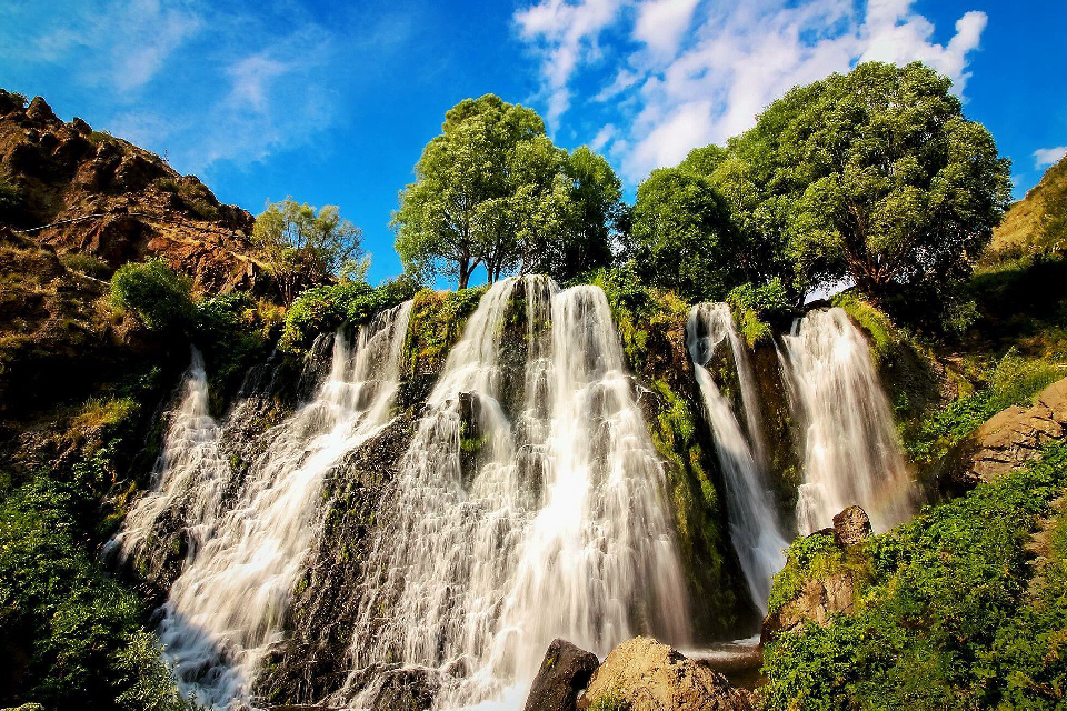 5 Most Beautiful Waterfalls In Armenia